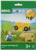 Brio 33875 Farmer Girl Play Kit